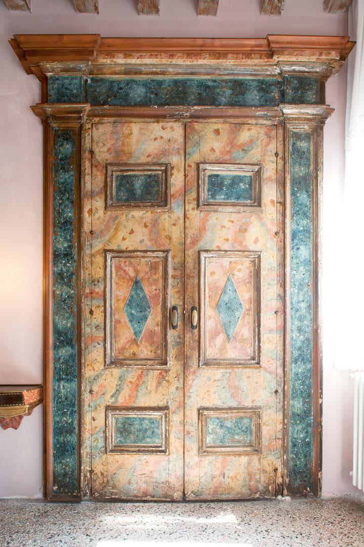 Venetian 17th Century Door