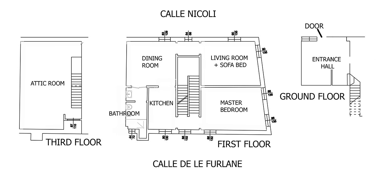 Scala Mata Floorplan