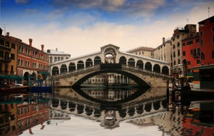 Rialto bridge Venice - Casa Alma